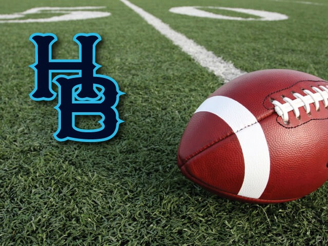 Har-Ber pulls away in second half for 49-13 win