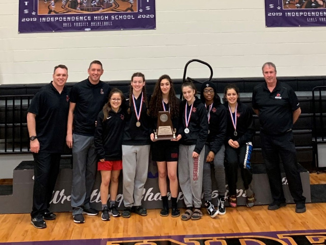 Liberty Cross Country Runners Qualify for State Meet