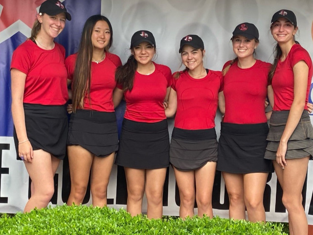 Liberty Girls Golf Team Finishes Sixth in State