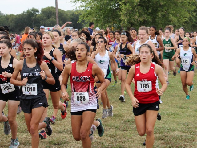 Liberty  Runners Among Top Finishers at Lovejoy Fall Festival