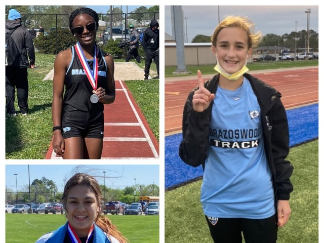 Garza, Baker and Funk Advance to Area