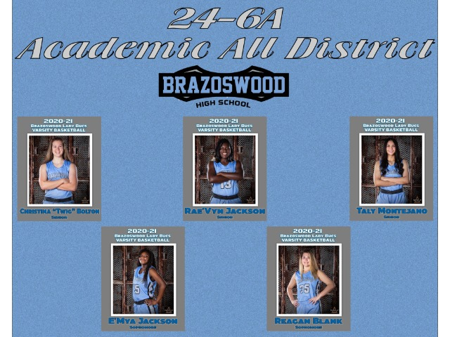 20-21 Academic All District