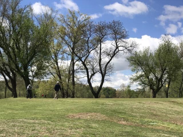 1st Annual Booster Club Golf Tournament