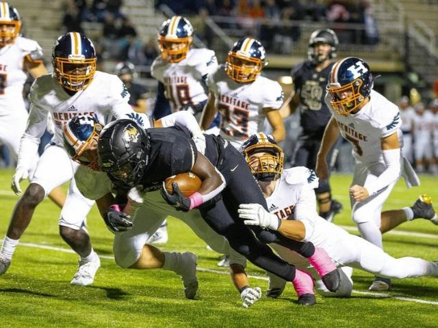 Bentonville's scoring balance overwhelms Rogers Heritage