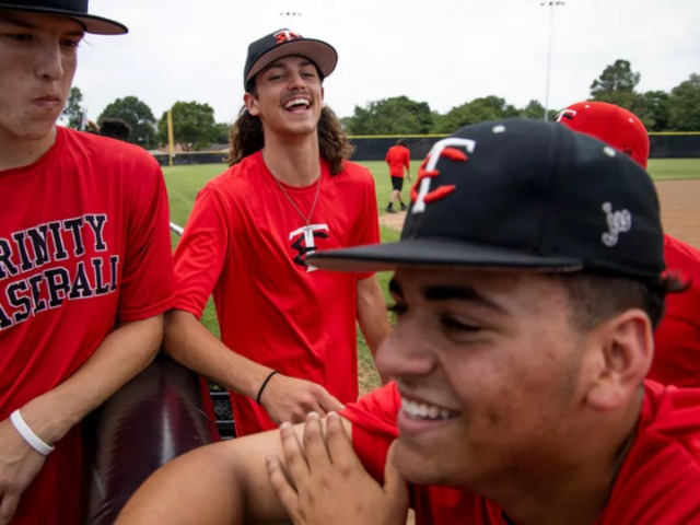 Euless Trinity baseball is making history with regional semifinal berth