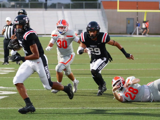 Image for San Angelo Central falls to No. 24 Euless Trinity