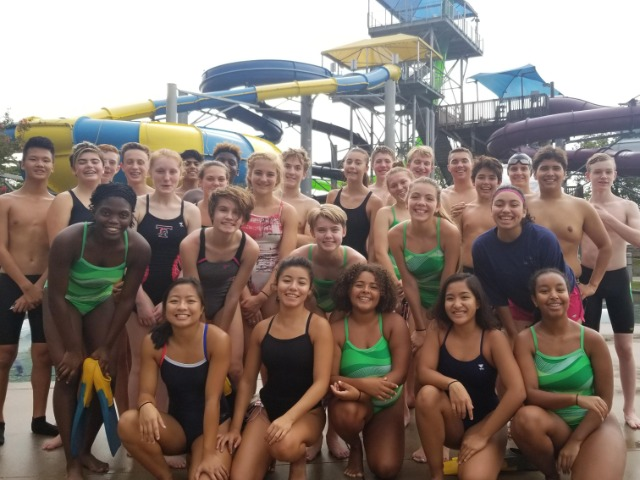 Image for NRH20 Hosts Trinity Swimming Practices