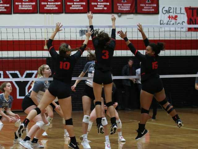 Volleyball Recognized by USA Today