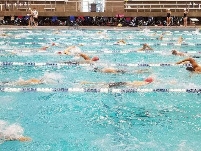 Image for Trojan Swimming had a great weekend at the 12th Annual GCISD Pentathlon.
