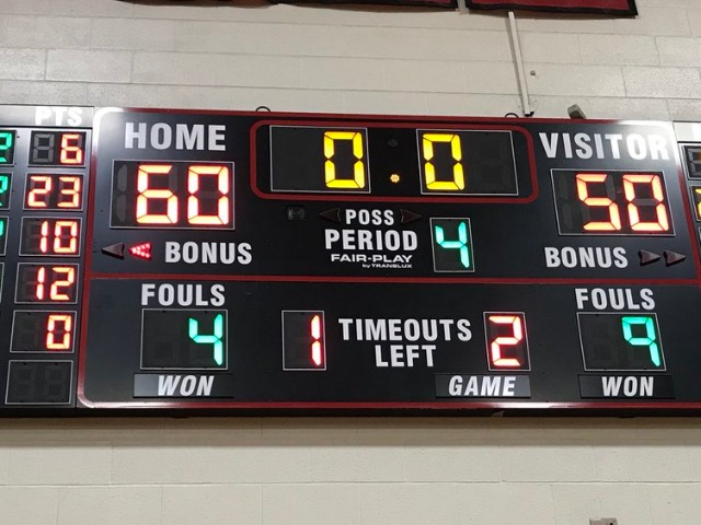 Trojans win at home again