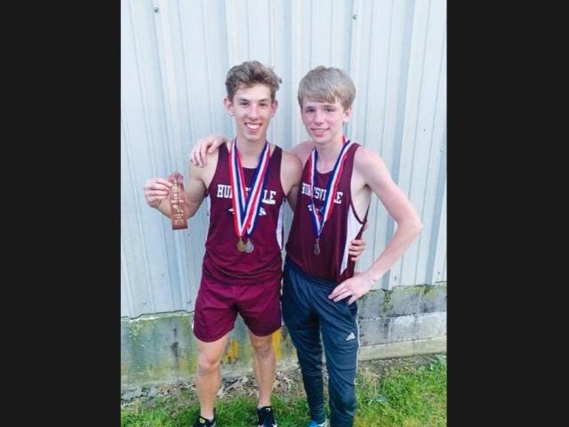 Huntsville's Edens wins 3,200 meters at 4A state meet