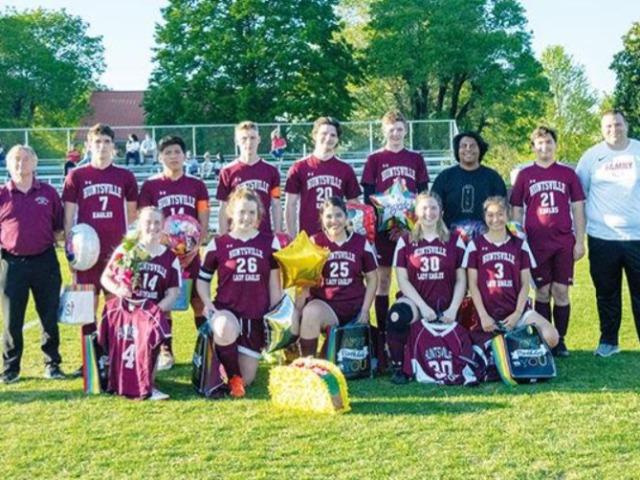 Huntsville soccer season ends at conference