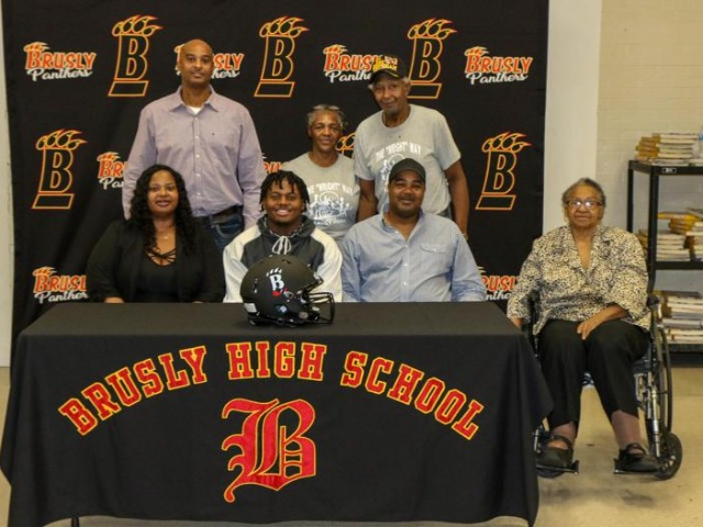 Bynum signs with Arkansas Baptist