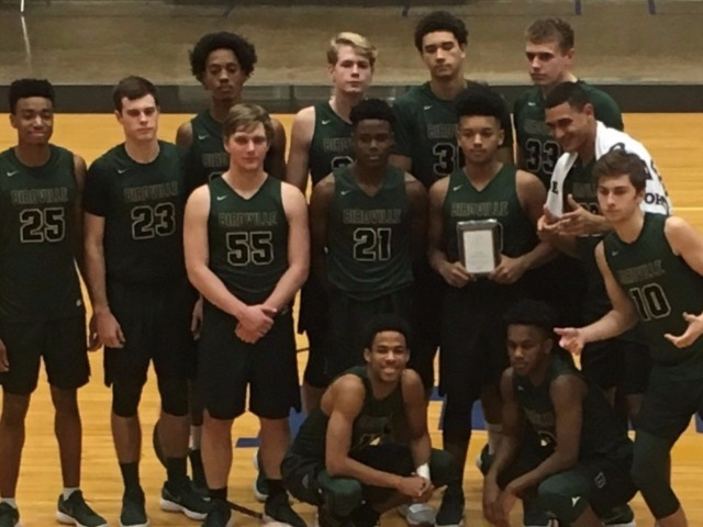 Boys place 3rd in Lions Club tourney