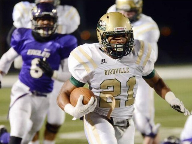 Former Birdville running back signs as undrafted free agent with Arizona Cardinals