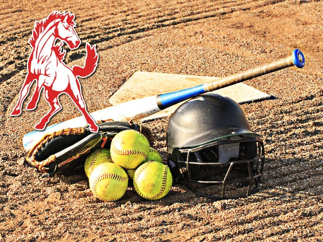 Lady Mustangs start district play at SA Lake View