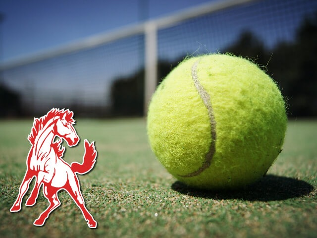 SW tennis falls to unbeaten LV in district action