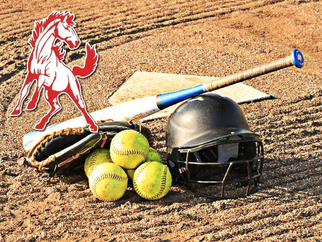Lady Mustangs fall just short; 'Stangs lose 8-2