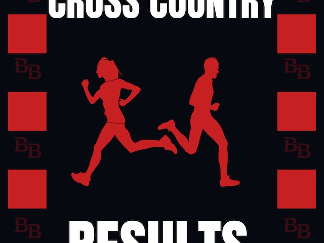 Senior High Cross Country Competes at Bison Invitational