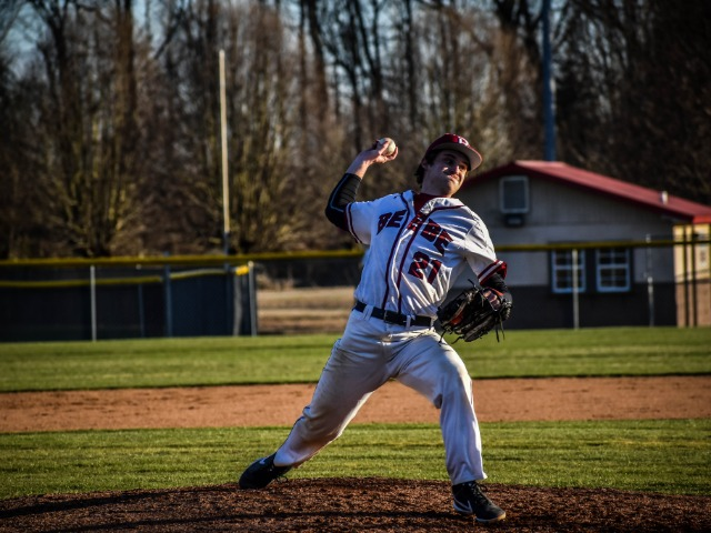 Three Pitchers Team Up As Beebe Badgers Varsity Shuts Out Carlisle