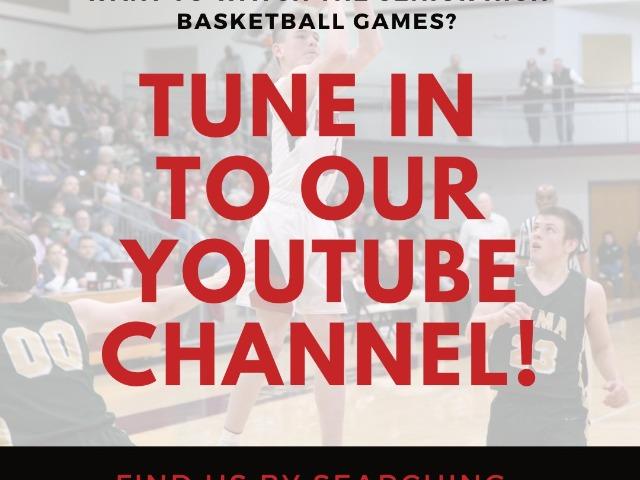 Senior High Basketball Livestreaming