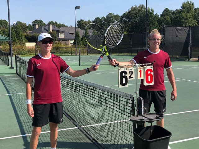 Beebe Tennis Secures State Tournament Appearance!