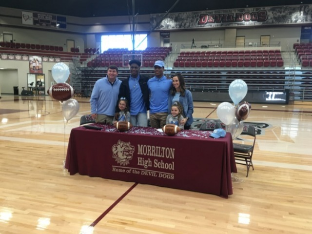 Criswell signs with UNC