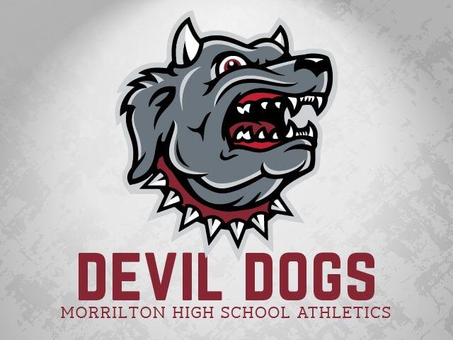 Morrilton High School football team hurried past Huntsville for a 45-6
