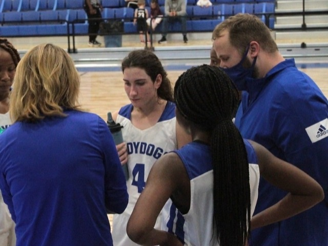 Ladydogs Defeat Rogers
