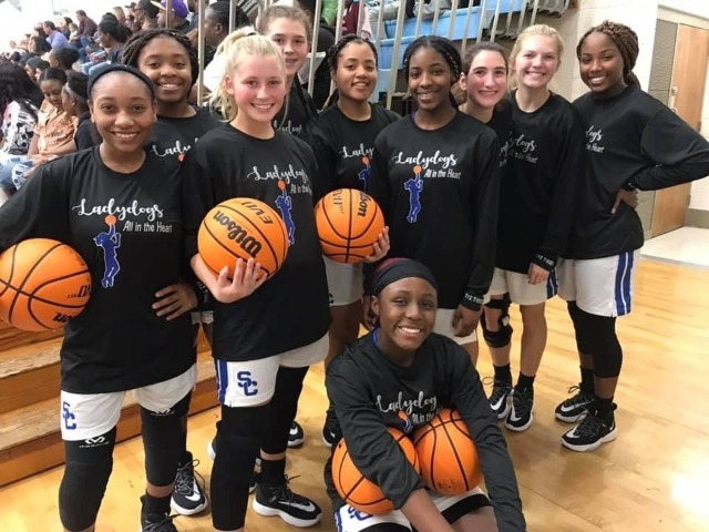 Ladydogs Advance to Semi-Finals at Heavenly Hoops Tournament