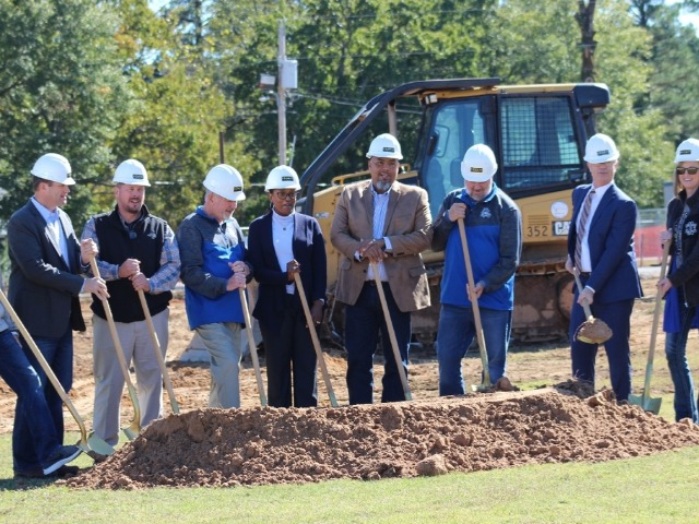 Ground has been Broken for the New Basketball Arena