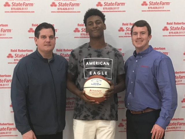 JuJuan Jackson selected as State Farm Player Of The Week!