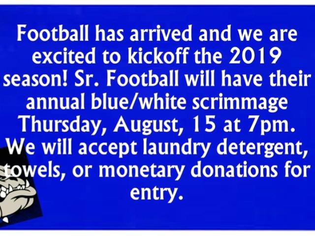 Football Season Has Arrived!