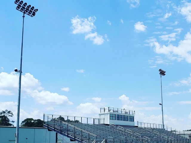 Bulldog Stadium Has New Lights