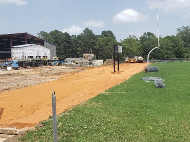 Tons of Progress Being Made on New Multi-Purpose Facilities