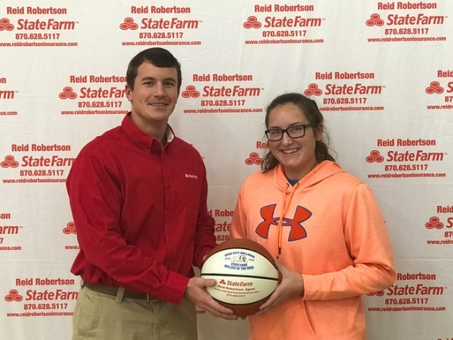 Anna Wynn State Farm Player Of The Week!!
