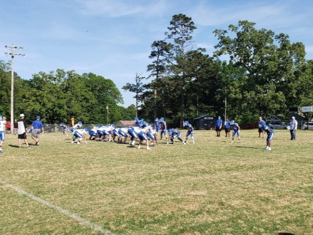 Bulldogs Look Primed For a Good Season During Spring Game