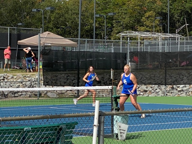 Tennis Season Concludes at 4A State Tournament