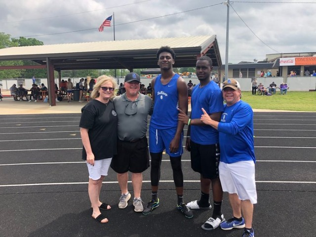 Jujuan Jackson Wins at State Track Meet