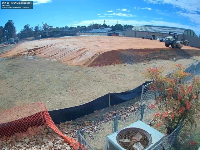 Week 3 Construction Almost Complete on the New Arena