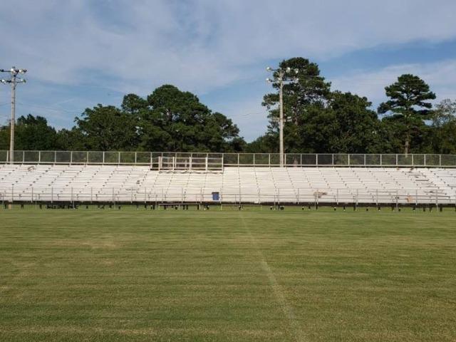 Much Needed Bulldog Stadium Bleacher Improvements Almost Complete