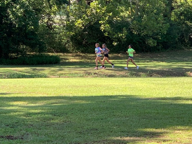 Cross Country Getting Ready for Upcoming Season