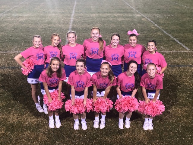 Junior High PINK-OUT