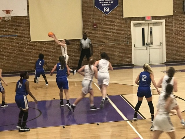 Ladydogs Advance to MSM Tournament Finals