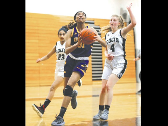 Avondale girls hoops prepping for postseason run