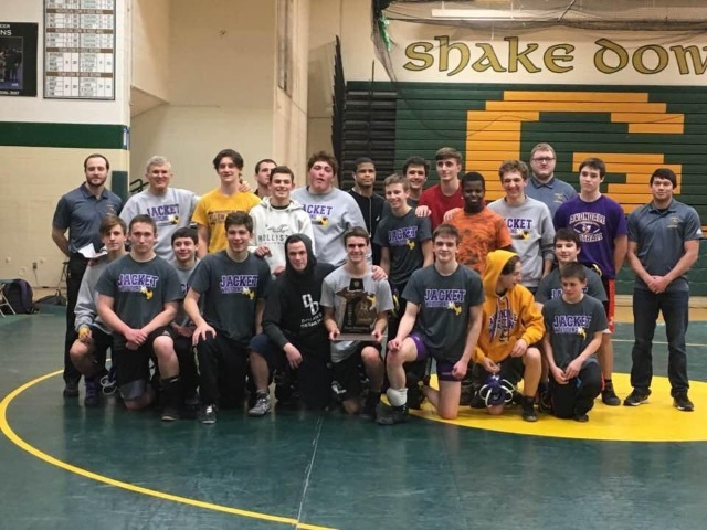 Congratulations to the Avondale District Wrestling Champions!