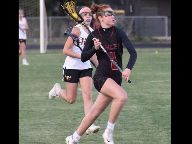 Ashley, Hoggard open season with MEC girls lacrosse wins