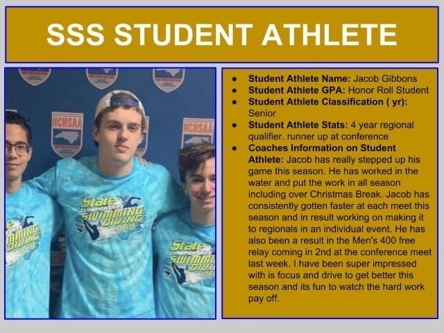 SSS Student Athlete