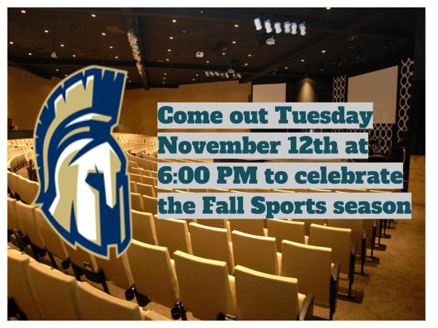 Falls Sports Celebration