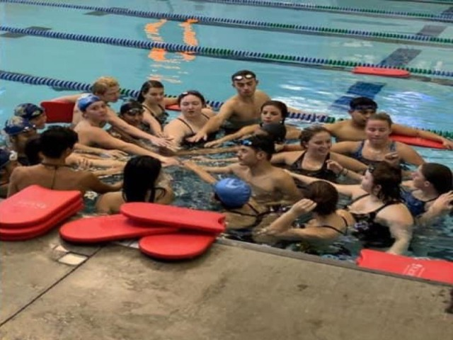 Congratulations to Swimming Regional Qualifiers